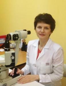 Наговицина Ирина Викторовна