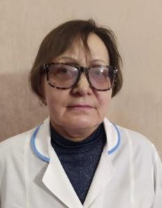 Литвиненко Лилия Наильевна врач рефлексотерапевт