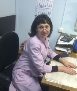 Никитюк Наталья Викторовна